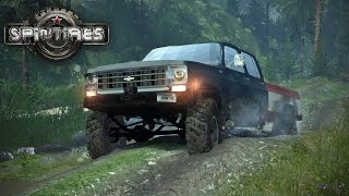 Spin Tires MP with Mods #14 - Muddin' in Missouri