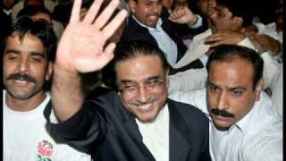 Asif Ali Zardari (Asian Nelson Mandela) Song.wmv