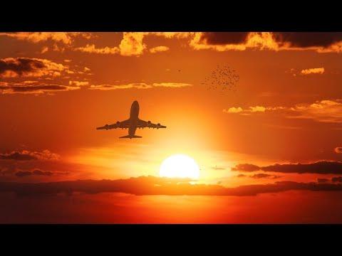 Полёт.  Музыка Сергея Чекалина. Flight. Music By Sergey Chekalin