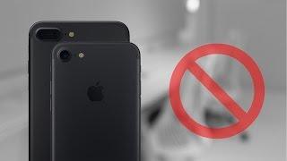 Apple iPhone 7/7 Plus: Reasons NOT to Buy