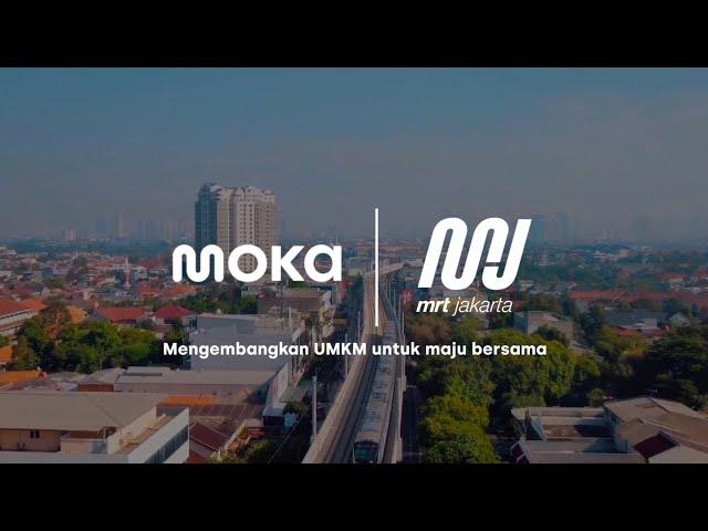 Moka x MRT Jakarta