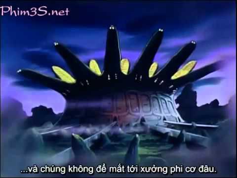 Phim hoạt hình Dũng Sĩ HESMAN tập 01