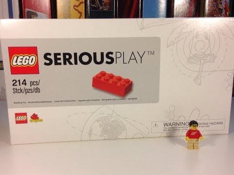 LEGO 2000414 Serious Play - LEGO & DUPLO Imaginopedia set