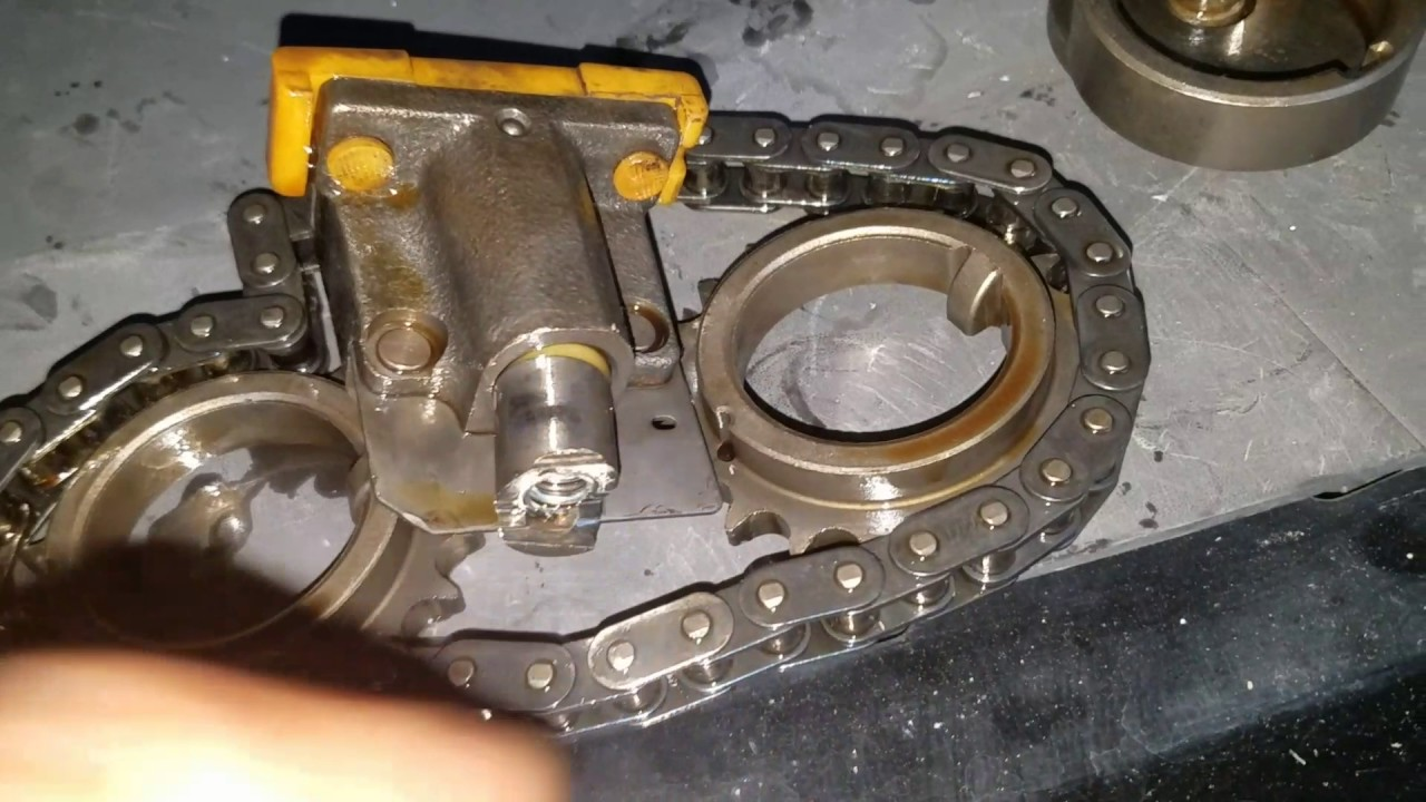 Lincoln Timing Belt : Lincoln navigator timing chain noise and problem solved