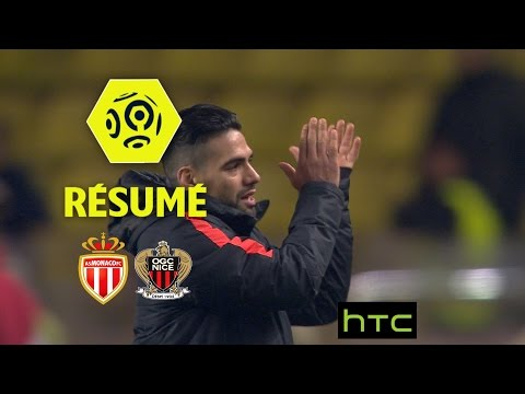 AS Monaco - OGC Nice (3-0)  - Résumé - (ASM - OGCN) / 2016-17
