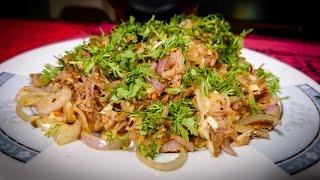 রান্না করা গরু মাংসের ভর্তা | Bangladeshi Gorur Mangsho Vorta Recipe