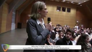 Forum sur l'apprentissage au Marché couvert d'Avallon (89) - Édition 2016-2017 (2)