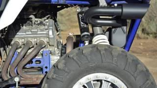 utv sound off yamaha yxz1000r gibson exhaust system