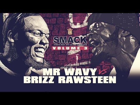 BRIZZ RAWSTEEN VS MR WAVY + RUM NITTY TALKS VOL 4   URLTV