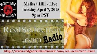Show #9: Melissa Hill, Adam Tarantino
