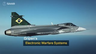 homepage tile video photo for True Collaboration 3 - Episode 8: Gripen's Electronic Warfare System