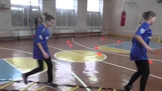 урок дитячої легкої атлетики. Старша школа