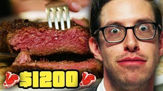 keith eats 1200 of steak eat the menu
