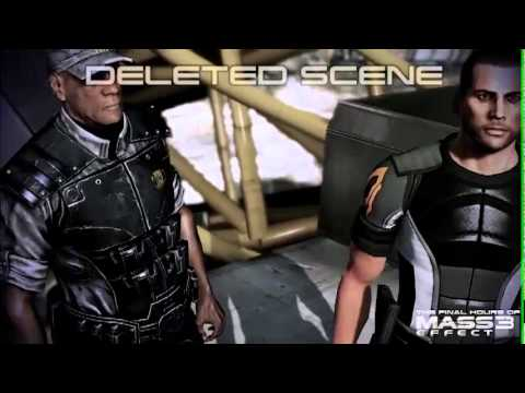 Mass effect 3 deleted scenes