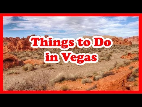 5 Things to Do in Las Vegas, Nevada | US Travel Guide