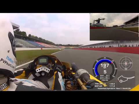 Superkart - Hockenheim Ring - April 2014 - Race 1