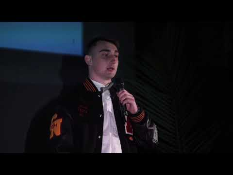 Why Do We Self Harm | Lleyton Delzell | TEDxCardinalNewmanHS