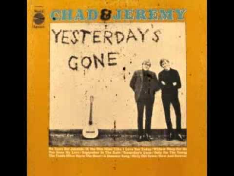 Chad & Jeremy ~ A Summer Song