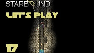 Let's Play Starbound #17 - Motherload of Diamonds