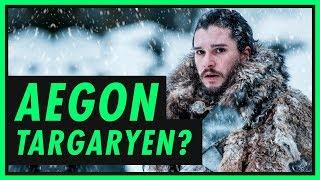 JON SNOW E OS AEGONS TARGARYENS DE WESTEROS | GAME OF THRONES