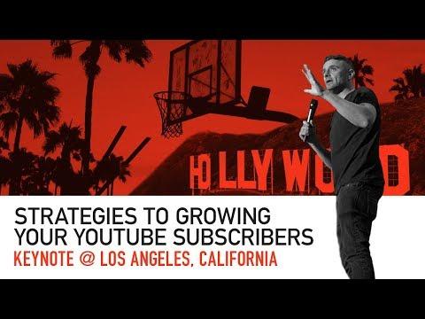 Best Strategies for Growing an Audience Online | VidSummit 2018 Keynote