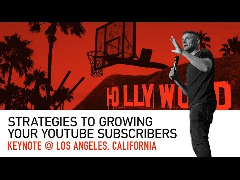 Best Strategies for Growing an Audience Online | VidSummit 2018 Keynote