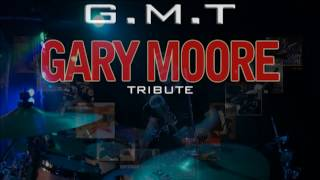 GARY MOORE - SHAPES OF THINGS - Gary Moore Tribute/GMT (1st live appearance)
