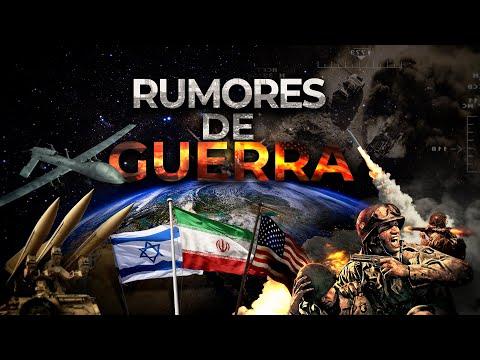Apóstol German Ponce │ Rumores de Guerra │ domingo pm 12 enero 2020