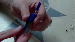 Cómo hacer un mini-cañón con un boli. (1080p) - Chindas12