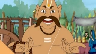 Chota Damodar - छोटा दामोदर - Damodar Shastri - Animation Moral Stories For Kids In Hindi