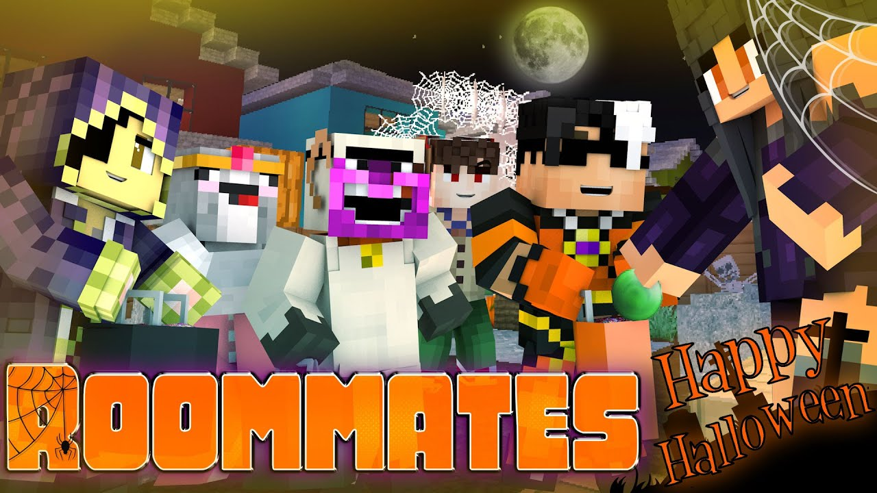trick or treating halloween special minecraft roleplay youtube