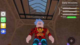 PLAYING EPINC MINI GAMES IN ROBLOX (Part two)
