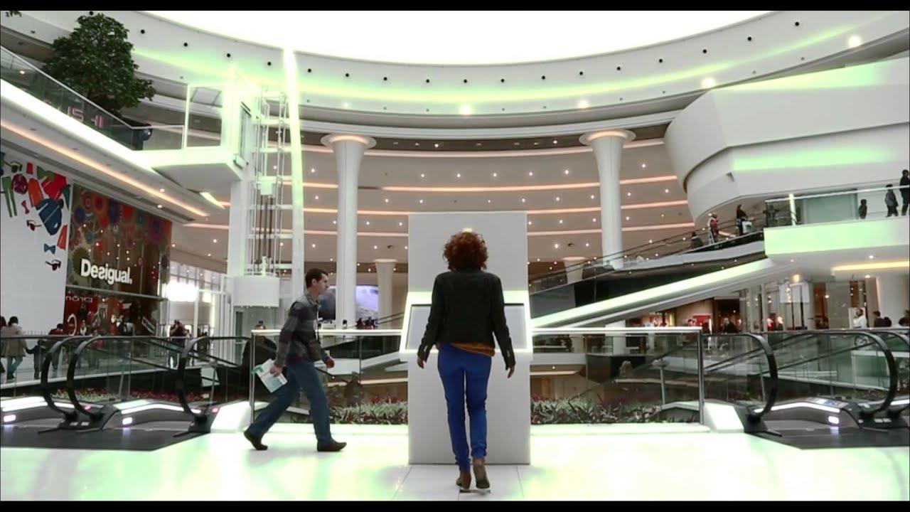 centre commercial r gional atlantis le centre youtube. Black Bedroom Furniture Sets. Home Design Ideas