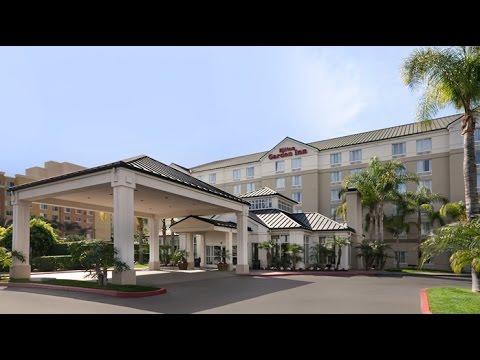Hampton Inn Suites Anaheim Garden Grove Garden Grove Hotels California Youtube