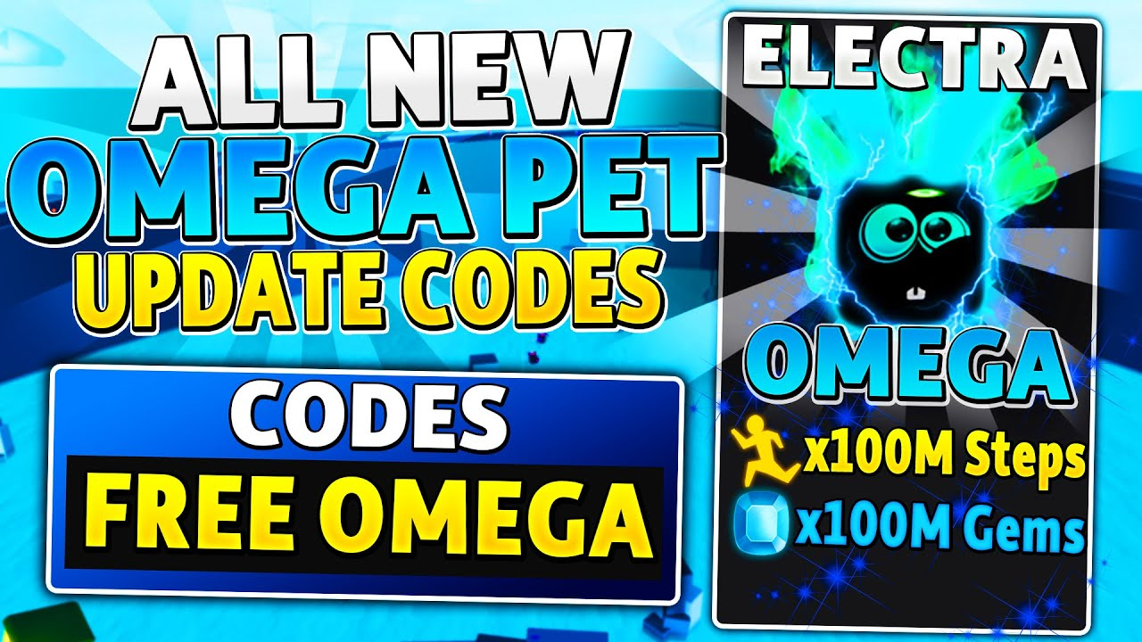 Roblox Legends Of Speed Codes April 2020 New Free Omega Pet Update Codes In Legends Of Speed Roblox