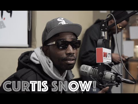 Curtis Snow Talks Life After