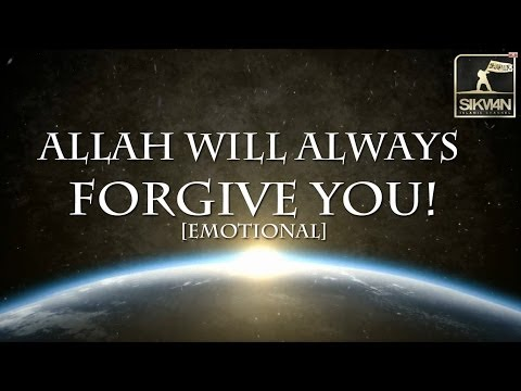 Allah Will Always Forgive You! ᴴᴰ