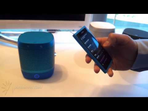 Nokia N9 & Nokia Play 360 NFC Speaker