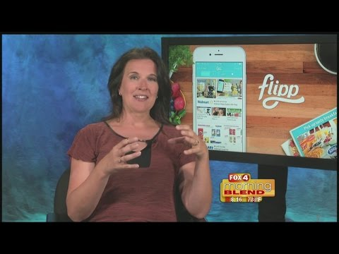 Shop Smart, Spend Smarter with Flipp app