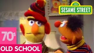 Sesame Street: Bert Feels Cold | #ThrowbackThursday