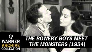 The Bowery Boys Meet the Monsters (Trailer)