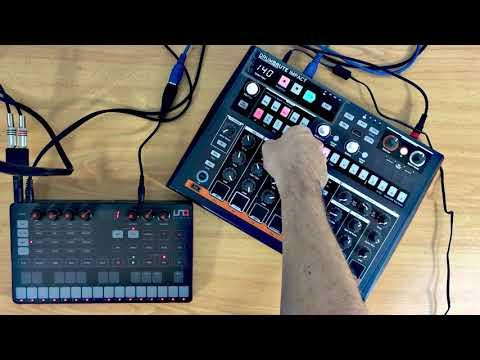 #034:IK Multimedia UNO Synth & Arturia Drumbrute Impact