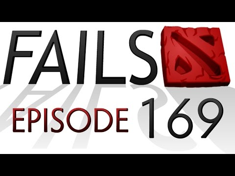 Dota 2 Fails of the Week - Ep. 169 (Boston Majors)