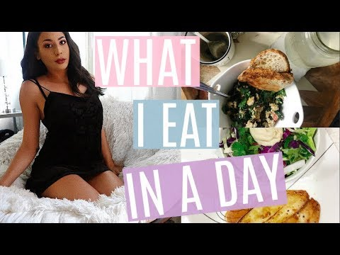 What I Eat In A Day For Weight Loss | Dairy Free