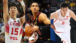Philippine Olympic Committee: Why 2 NBA players in China team?