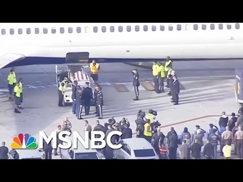Honoring The Four US Soldiers Killed In Niger | MSNBC