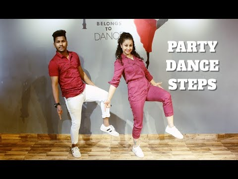 Party Dance Steps , easy and basic steps, wedding dance steps, how to learn dance, The dance mafia