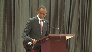 President Kagame delivers remarks at the Diplomats' Luncheon | Kigali, 16 January 2018