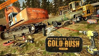 Gold Rush: The Game | LA MÉCANIQUE | News Update 1.4.3