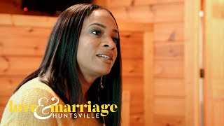 Kimmi Confides in Melody | Love and Marriage: Huntsville | Oprah Winfrey Network
